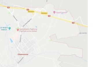 działka na sprzedaż - Choroszcz